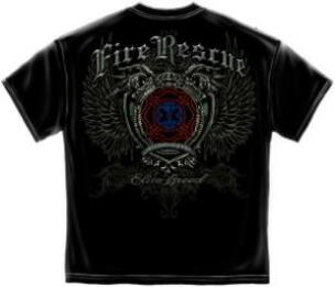 Elite Breed Fire Rescue T Shirt